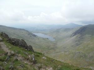 Lever's Water, Seathwaite Tarn, Blind Tarn, Goat's Water (114)