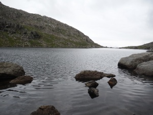 Lever's Water, Seathwaite Tarn, Blind Tarn, Goat's Water (217)