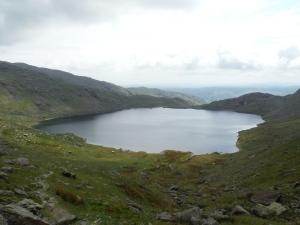 Lever's Water, Seathwaite Tarn, Blind Tarn, Goat's Water (97)